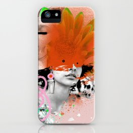 mixing iPhone Case