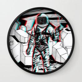Ranger Rick Wall Clock