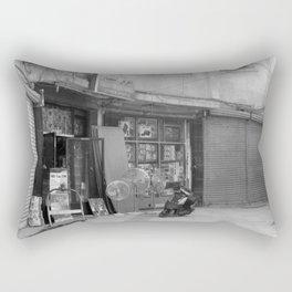 Alley Way Rectangular Pillow