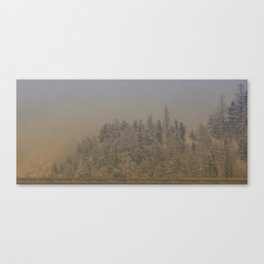 DREAMY WINTER 4 Canvas Print