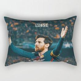 Lionel Messi Rectangular Pillow