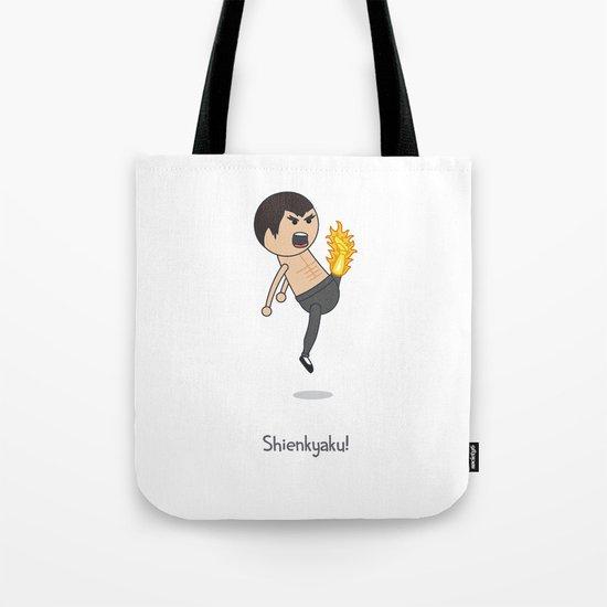 Shienkyaku! Flame Kick! Tote Bag