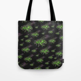 Housefly GHOST GREEN Tote Bag