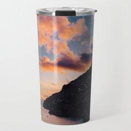 Positano Sunset VIII Travel Mug