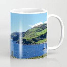 Antrim coast. Northern Ireland Coffee Mug