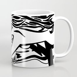 Look Coffee Mug
