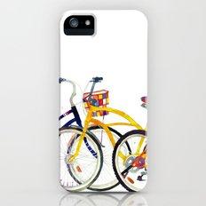 bikes iPhone (5, 5s) Slim Case
