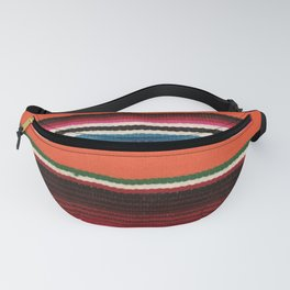 BEAUTIFUL MEXICAN SERAPE Fanny Pack
