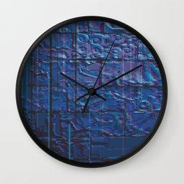 Texture 09 Wall Clock