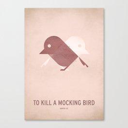 To Kill a Mocking Bird Canvas Print