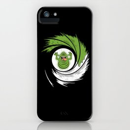 The Spud Who Slimed Me iPhone Case