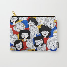 Fashion pattern Carry-All Pouch