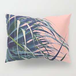 Feather Palm Pillow Sham