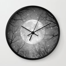 May It Be A Light Wall Clock