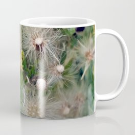 Summer Wildflowers Dandelion Field Coffee Mug