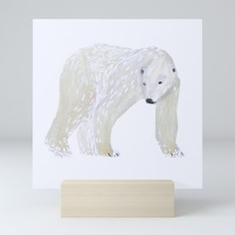 ICE Mini Art Print