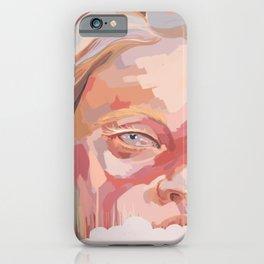 white clouds l iPhone Case