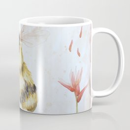 Bumble bee watercolor Coffee Mug
