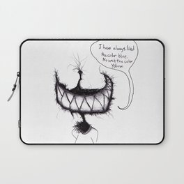 The creatures from the drain (blue no yellow) 1 Laptop Sleeve