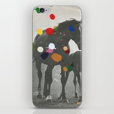 PONY iPhone & iPod Skin
