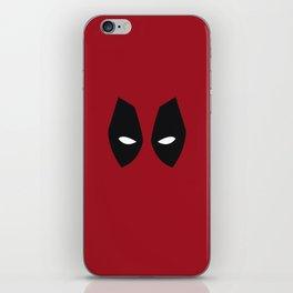DEAD POOL iPhone Skin