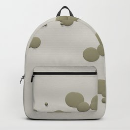 Dark gray clouds Backpack