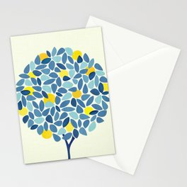 Lemon Tree - Summer Botanical Stationery Cards