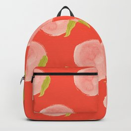 You're a Peach Watercolor Painting Backpack