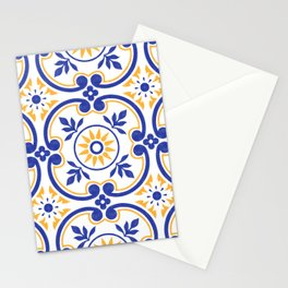 Floral design with exclusive pattern Stationery Cards