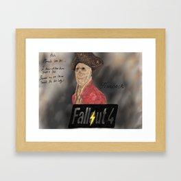 John Hancock Framed Art Print