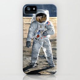 For All Mankind iPhone Case