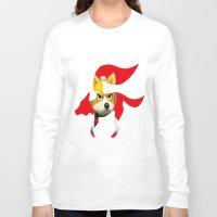 starfox Long Sleeve T-shirts featuring Starfox by ElmWood Grove