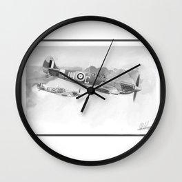 spitfires Wall Clock