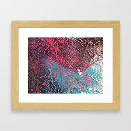 PHEW Framed Art Print