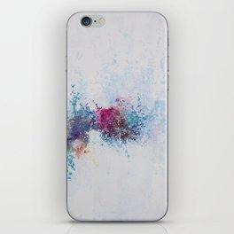 Color Webs iPhone Skin
