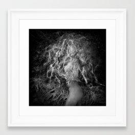 NoBody : Desire Around Framed Art Print