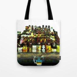 107 Liquor Tote Bag