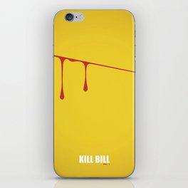 Kill Bill vol. 1 iPhone Skin