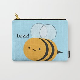 Kawaii Buzzy Bumble Bee Carry-All Pouch