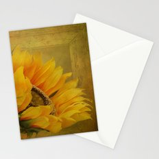 Sunflower Magic Stationery Cards
