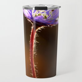 Solo Purple Anemone Forest #decor #society6 Travel Mug