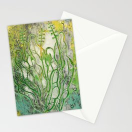 Summer Herbs Stationery Cards