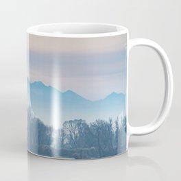Spanish Peaks Fog Coffee Mug