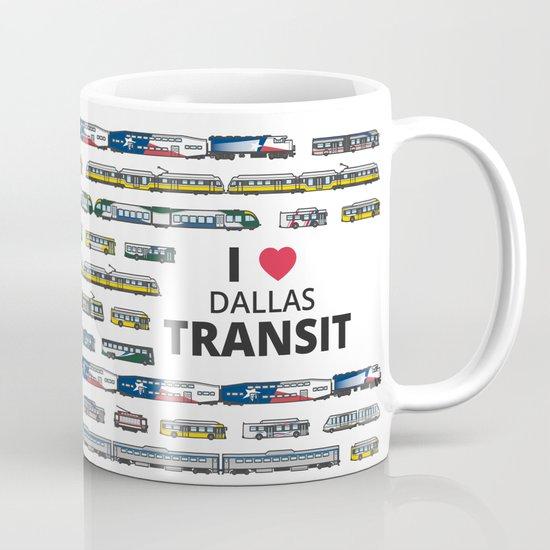The Transit of Greater Dallas Mug