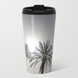 Majestic Palms Travel Mug