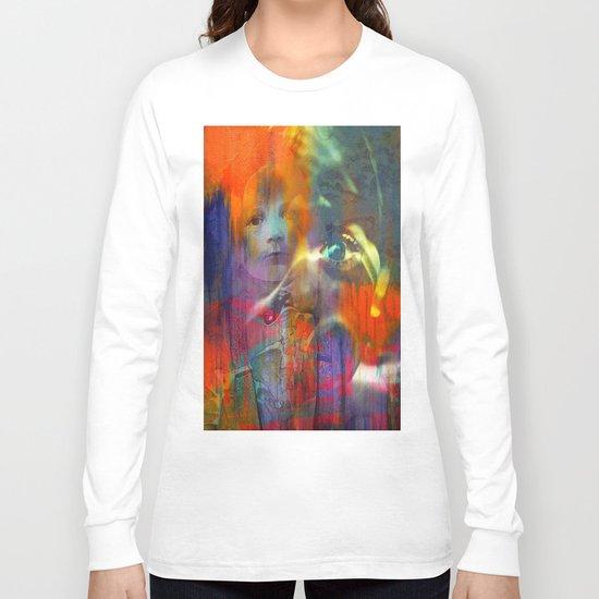 Abstrait 4 Long Sleeve T-shirt