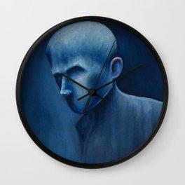 The fall Wall Clock