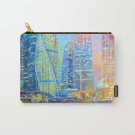 The Temple of St. Seraphim of Sarov in Moscow City Carry-All Pouch