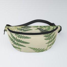 Botanical Ferns Fanny Pack