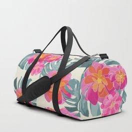 Exotic Flora Duffle Bag